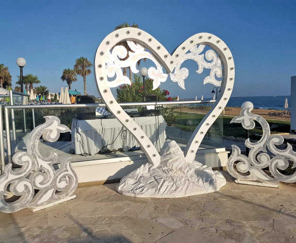 Sentido Cypria Bay by Leonardo Hotels - Let Us Bring Your Dream Wedding to Life