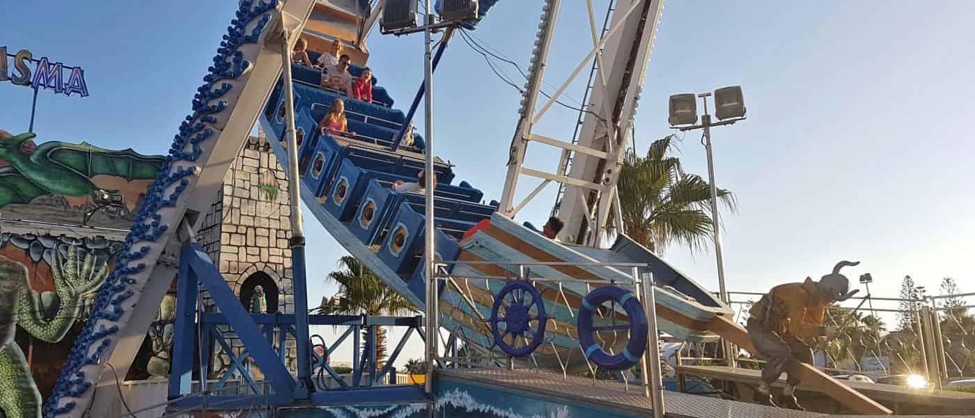 Leonardo Mediterranean Hotels & Resorts - Parko Paliatso Luna Park