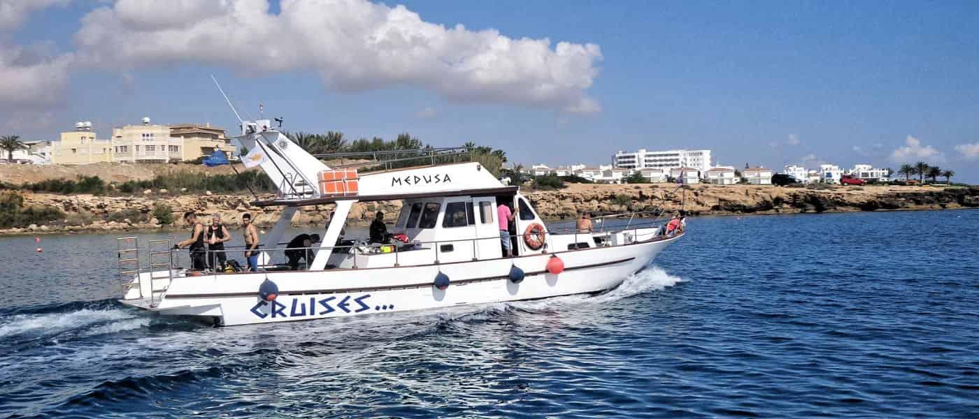 Leonardo Mediterranean Hotels & Resorts - Medusa Boat Trips